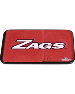 Gonzaga Zags Wireless Charger Duo Skin
