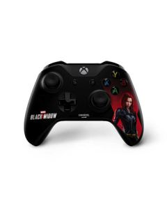 Black Widow Animated Xbox One X Controller Skin