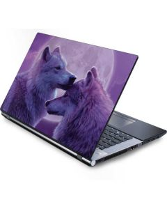 Loving Wolves Generic Laptop Skin