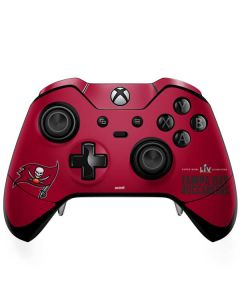 Super Bowl LV Champions Tampa Bay Buccaneers Xbox One Elite Controller Skin