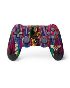 Wonder Woman Color Blast PS4 Pro/Slim Controller Skin