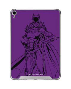 Batgirl Comic Pop iPad Air 10.9in (2020) Clear Case