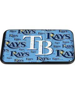 Tampa Bay Rays - Cap Logo Blast Wireless Charger Duo Skin