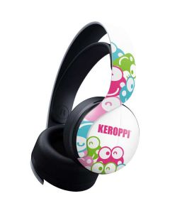 Keroppi Winking Faces PULSE 3D Wireless Headset for PS5 Skin