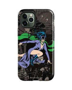 Catwoman Mixed Media iPhone 12 Pro Max Case