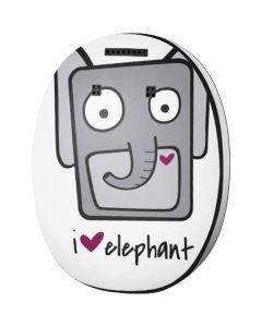 i HEART elephant MED-EL Rondo 3 Skin