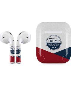 2016 Trump Make America Great Again Apple AirPods Skin