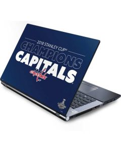 2018 Stanley Cup Champions Capitals Generic Laptop Skin