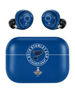 2019 Stanley Cup Champions Blues Amazon Echo Buds Skin