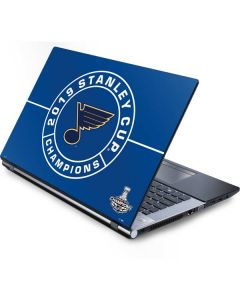 2019 Stanley Cup Champions Blues Generic Laptop Skin