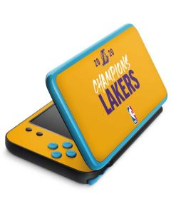 2020 Champions Lakers 2DS XL (2017) Skin