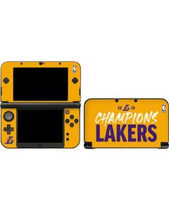 2020 Champions Lakers 3DS XL 2015 Skin