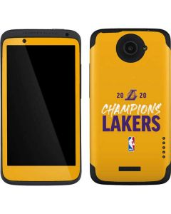 2020 Champions Lakers One X Skin