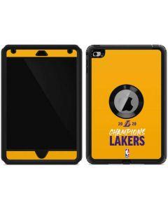 2020 Champions Lakers Otterbox Defender iPad Skin