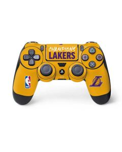 2020 Champions Lakers PS4 Controller Skin