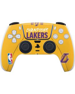 2020 Champions Lakers PS5 Controller Skin