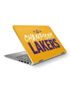 2020 Champions Lakers HP Spectre Skin