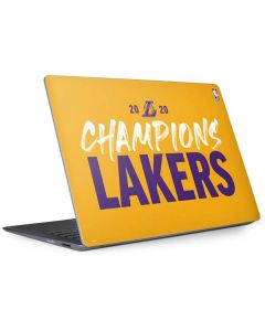 2020 Champions Lakers Surface Laptop 2 Skin