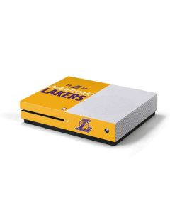 2020 Champions Lakers Xbox One S Console Skin