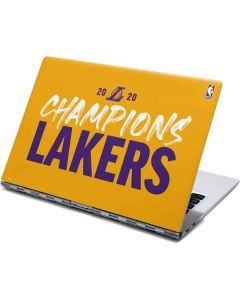 2020 Champions Lakers Yoga 910 2-in-1 14in Touch-Screen Skin