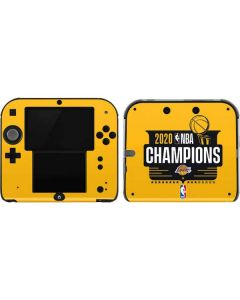 2020 NBA Champions Lakers 2DS Skin