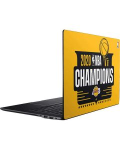 2020 NBA Champions Lakers Ativ Book 9 (15.6in 2014) Skin