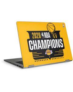 2020 NBA Champions Lakers HP Elitebook Skin