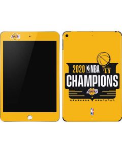 2020 NBA Champions Lakers Apple iPad Mini Skin
