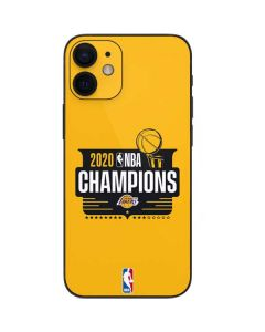 2020 NBA Champions Lakers iPhone 12 Mini Skin