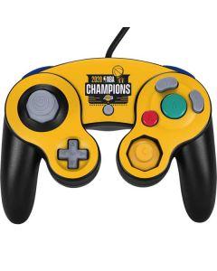 2020 NBA Champions Lakers Nintendo GameCube Controller Skin
