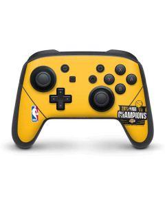 2020 NBA Champions Lakers Nintendo Switch Pro Controller Skin