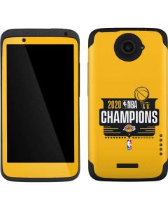 2020 NBA Champions Lakers One X Skin