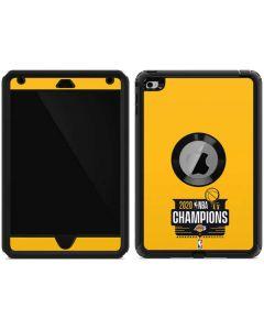 2020 NBA Champions Lakers Otterbox Defender iPad Skin