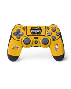 2020 NBA Champions Lakers PS4 Controller Skin