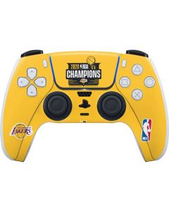 2020 NBA Champions Lakers PS5 Controller Skin