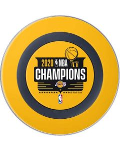 2020 NBA Champions Lakers Wireless Charger Skin