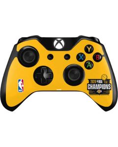 2020 NBA Champions Lakers Xbox One Controller Skin