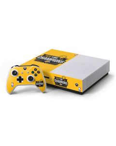 2020 NBA Champions Lakers Xbox One S Console and Controller Bundle Skin