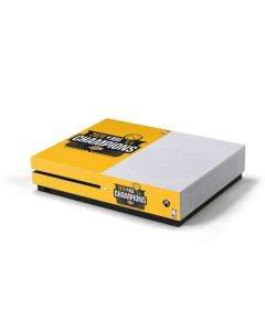 2020 NBA Champions Lakers Xbox One S Console Skin