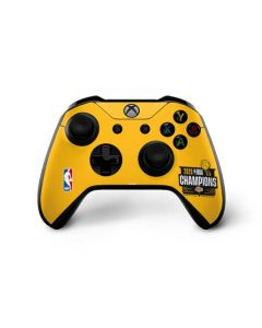 2020 NBA Champions Lakers Xbox One X Controller Skin