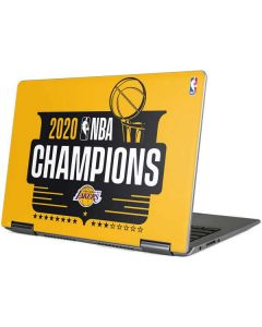 2020 NBA Champions Lakers Yoga 710 14in Skin