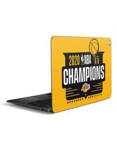 2020 NBA Champions Lakers Zenbook UX305FA 13.3in Skin