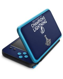 2020 Stanley Cup Champions Lightning 2DS XL (2017) Skin