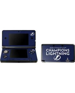 2020 Stanley Cup Champions Lightning 3DS (2011) Skin