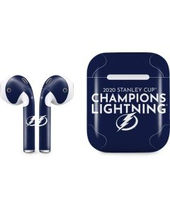 2020 Stanley Cup Champions Lightning Apple AirPods Skin