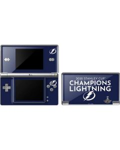 2020 Stanley Cup Champions Lightning DS Lite Skin