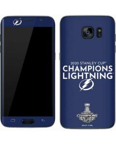 2020 Stanley Cup Champions Lightning Galaxy S7 Skin