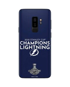 2020 Stanley Cup Champions Lightning Galaxy S9 Plus Skin