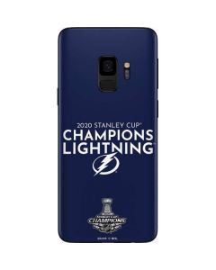 2020 Stanley Cup Champions Lightning Galaxy S9 Skin