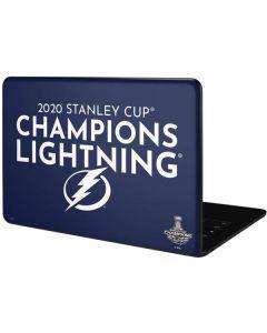 2020 Stanley Cup Champions Lightning Google Pixelbook Go Skin